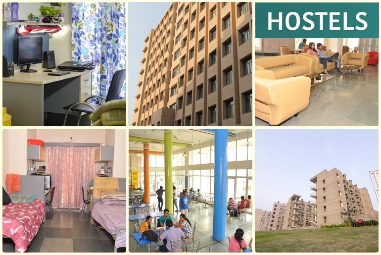 Hostels | IIIT-Delhi